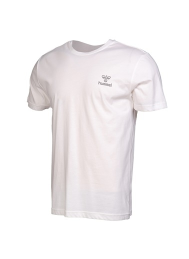 Hummel Erkek Tişört Rorik 911021-9003 Beyaz